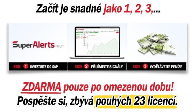 Reklamní poutač na webové stránce Binary-profit.com